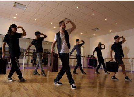 danse cie flex impact