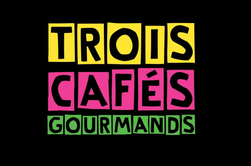 3 CAFES GOURMANDS_2_ chien a plumes